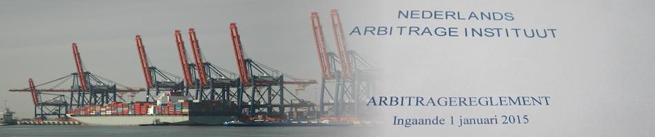 Arbitrage in de zeevaart